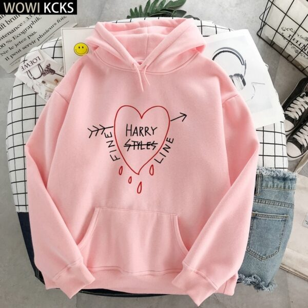 Harry Styles Hip Hop Hoodies Women Harajuku Sweatshirt Men