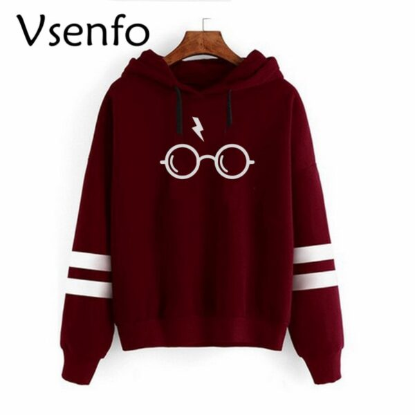 Harry Style Glasses Print Women Sweatshirt Hoodies Fleece Top Slim Tracksuit Brand Clothes Harajuku Trumble Moletom Woman Tops