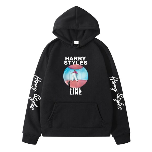 "Harry Styles ""Fine Line"" Hoodies S-3XL Fashion For Men Women"