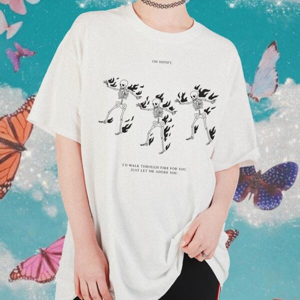 Harry Styles Let Me Adore You T Shirts